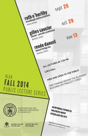 Event Lecture Poster