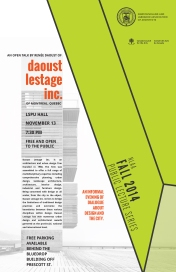 daoust lestage poster